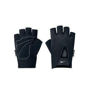 ナイキ NIKE メンズ ファンダメンタル トレーニンググローブ [カラー:ブラック×ホワイト] [サイズ:L] #AT1019-037|beautyfactory