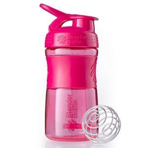 BLENDER BOTTLE ブレンダーボトル スポーツミキサー 20オンス(600ml) [カラー:ピンク] #BBSME20-PK Blender Bottle SportsMixer 20oz beautyfactory