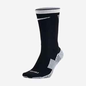 ナイキ NIKE SQUAD フットボール クルーソックス [サイズ:19〜21cm] [カラー:ブラック×ホワイト] #SX5345-010|beautyfactory