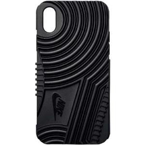 ナイキ NIKE エアフォース1 iPhoneX対応フォンケース [カラー:ブラック] #DG0025-001|beautyfactory