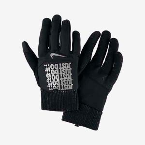 ナイキ NIKE メンズ JDI フラッシュ シールド ランニンググローブ [サイズ:L] [カラー:ブラック] #RN1039-082|beautyfactory