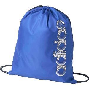 アディダス ADIDAS ロゴナップサック U [カラー:ブルー×カレッジネイビー] [サイズ:36×44cm] #ECH97-CF6840 beautyfactory