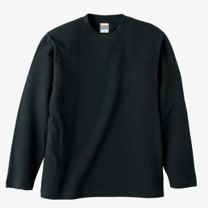 ユナイテッドアスレ UNITED ATHLE 5.6オンス ロングスリーブTシャツ(アダルト) カラー [カラー:ブラック] [サイズ:L] #5010-01C-2|beautyfactory