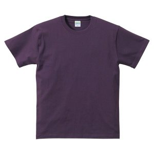ユナイテッドアスレ UNITED ATHLE 5.6オンス ハイクオリティーTシャツ(キッズ) カラー [カラー:マットパープル] [サイズ:130] #5001-02C-79|beautyfactory