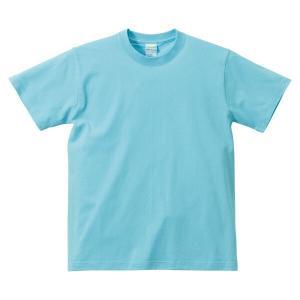 ユナイテッドアスレ UNITED ATHLE 5.6オンス ハイクオリティーTシャツ(キッズ) カラー [カラー:アクアブルー] [サイズ:100] #5001-02C-83|beautyfactory
