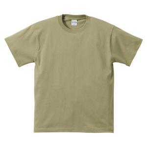 ユナイテッドアスレ UNITED ATHLE 5.6オンス ハイクオリティーTシャツ(キッズ) カラー [カラー:サンドカーキ] [サイズ:90] #5001-02C-537|beautyfactory