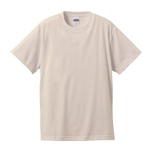 ユナイテッドアスレ UNITED ATHLE 6.2オンス Tシャツ(キッズ) カラー [カラー:ナチュラル] [サイズ:160] #5555-02C-19|beautyfactory