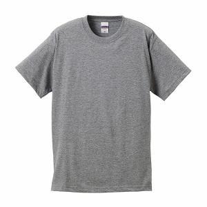 ユナイテッドアスレ UNITED ATHLE 6.2オンス Tシャツ(キッズ) カラー [カラー:ヘザーグレー] [サイズ:160] #5555-02C-714|beautyfactory