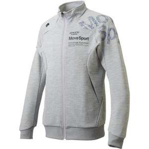 デサント DESCENTE MOTION FREE スウェットジャケット [サイズ:L] [カラー:グレー杢] #DMMLJF20-GRM|beautyfactory