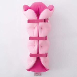 ムッシュ MUSSHU 足枕 サクラ咲くまくら(両足用) [カラー:ピンク] [サイズ:フリー] #SS90020-PK|beautyfactory