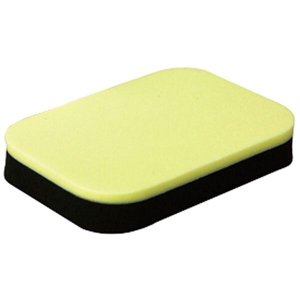 ヤサカ YASAKA ラバークリーナー用スポンジ 拭くださん(ふくださん) 卓球ラバークリーナー用スポンジ [カラー:イエロー×ブラック] #Z-178|beautyfactory