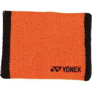 ヨネックス YONEX リストバンド [カラー:オレンジ] #AC487 1個入り|beautyfactory