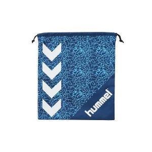 ヒュンメル HUMMEL マルチバッグ [カラー:ネイビー×アスターブルー] [サイズ:高さ40×長さ35cm] #HFB7046-7061 beautyfactory