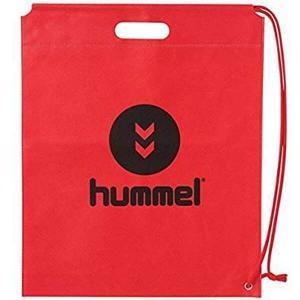ヒュンメル HUMMEL ランドリーバッグ [カラー:レッド] [サイズ:高さ49×長さ30cm] #HFB7073-20 beautyfactory