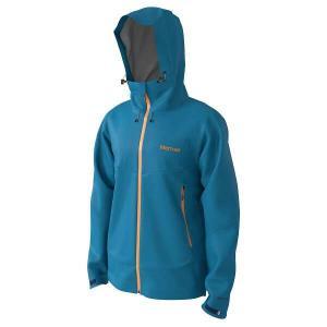 マーモット MARMOT コモドジャケット レインジャケット(GORE-TEX) [サイズ:L] [カラー:モロッカンブルー] #TOMNJK02-MBL Comodo Jacket|beautyfactory