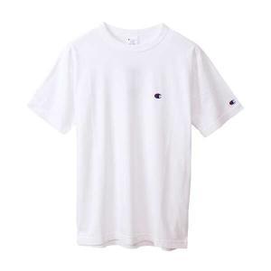 チャンピオン CHAMPION Tシャツ(メンズ) ベーシック [サイズ:S] [カラー:ホワイト] #C3-P300-010|beautyfactory