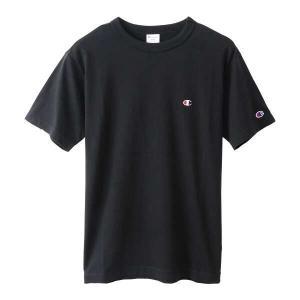 チャンピオン CHAMPION Tシャツ(メンズ) ベーシック [サイズ:S] [カラー:ブラック] #C3-P300-090|beautyfactory