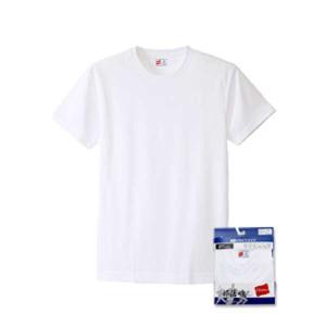 (ヘインズ) Hanes Tシャツ 部活魂 クルーネック HM1-K204 010 ホワイト Lの商品画像|ナビ