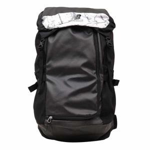 ニューバランス NEW BALANCE バックパック 35L [カラー:ブラック2] [サイズ:31×56×20cm(35L)] #JABF8350-BK2|beautyfactory