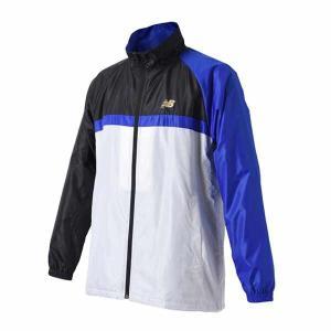 ニューバランス NEW BALANCE ゲームチェンジャーウインドジャケット [サイズ:L] [カラー:パシフィック] #JMJT8501-PC|beautyfactory