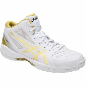 アシックス ASICS ゲルフープV 9 バスケットボールシューズ [サイズ:28.0cm] [カラー:ホワイト×ゴールド] #TBF334-0194 beautyfactory