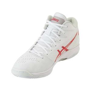 アシックス ASICS ゲルフープ V11 バスケットボールシューズ [サイズ:23.0cm] [カラー:ホワイト×クラシックレッド] #1061A015-118 GELHOOP V11 beautyfactory