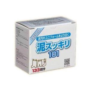 泥スッキリ本舗 DOROSUKKIRIHONPO 泥スッキリ101 ユニフォーム泥汚れ専用洗剤 #101 2kg