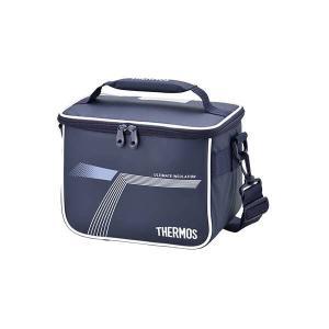 サーモス THERMOS スポーツクーラー 5.0L 保冷対応 クーラーバッグ [容量:5L(25.5×16×20cm)] [カラー:ネイビーブルー] #REI-0051-NB|beautyfactory