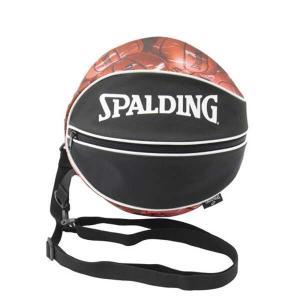 スポルディング SPALDING ボールバック(バスケットボール1個入れ) [カラー:マーブルレッド] #49-001MRD beautyfactory