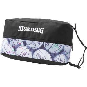 スポルディング SPALDING シューズバッグ [カラー:マーブルホワイト] [サイズ:38×19×14cm] #42-002MB beautyfactory