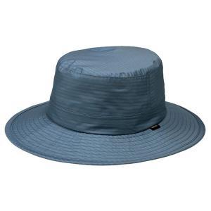 プロモンテ PUROMONTE ゴアテックスグラデーションハット ネイビー レインハット 雨具 帽子 防水 GORE-TEXの商品画像|ナビ