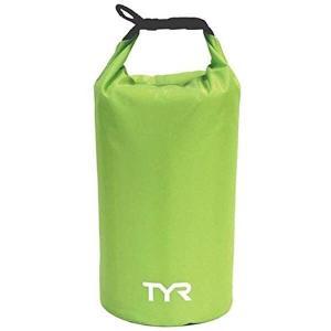 ティア TYR ライトドライバッグM 20L [カラー:グリーン] [サイズ:46×36cm(20L)] #LDBM7-GN LIGHT DRY BAG|beautyfactory