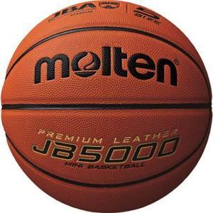 モルテン MOLTEN バスケットボール 5号球 JB5000 ミニバスケットボール公式試合球 #B5C5000|beautyfactory