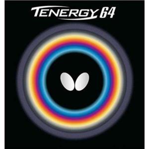 バタフライ BUTTERFLY テナジー・64 卓球ラバー [カラー:レッド] [サイズ:中] #05820|beautyfactory