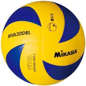 ミカサ MIKASA バレーボール 鈴入りバレーボール5号 #MVA300BL|beautyfactory