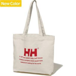 ヘリーハンセン HELLY HANSEN ロゴトートM [カラー:レッド] [サイズ:30×32×10cm] #HY91733-R Logo Tote M|beautyfactory