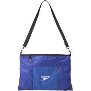 スピード SPEEDO ウォータープルーフサコッシュ(防水ポーチ) [カラー:ブルー] [サイズ:W36×H24.5cm] #SE21915-BL beautyfactory