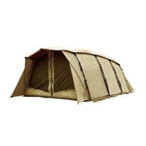 日本の気候に最適な、全天候型テント「アポロン」。大型全面メッシュを採用し、強度と剛性に優れたシンプル...