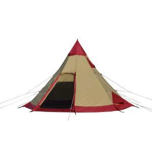 ファミリーやグループで楽しめる新スタイルのテント。初めて体験する開放感のある外遊びを演出。前面出入口...