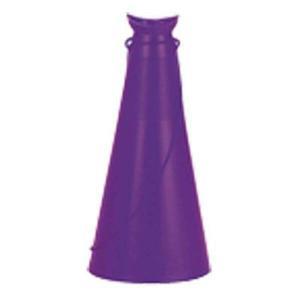 エバニュー EVERNEW メガホン L [カラー:紫(ムラサキ)] #EKB001-V|beautyfactory
