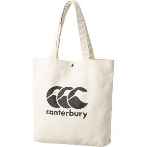 カンタベリー CANTERBURY トートバッグ [カラー:オフホワイト] [サイズ:38×33×9cm] #AB09208-11 TOTE BAG|beautyfactory