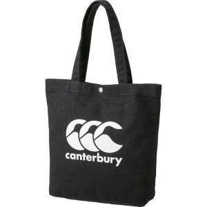カンタベリー CANTERBURY トートバッグ [カラー:ブラック] [サイズ:38×33×9cm] #AB09208-19 TOTE BAG|beautyfactory