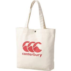 カンタベリー CANTERBURY トートバッグ [カラー:レッド] [サイズ:38×33×9cm] #AB09208-65 TOTE BAG|beautyfactory