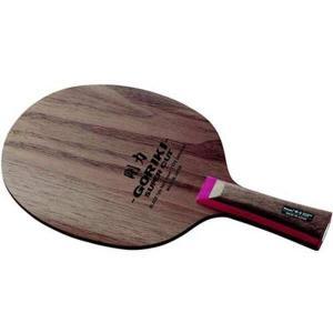 ニッタク NITTAKU 剛力スーパーカット 剛力無双 FL(フレア) 卓球ラケット #NE-6138 GORIKI SUPER CUT|beautyfactory