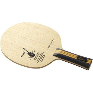 ニッタク NITTAKU アコースティック LGタイプ FL(フレア) 卓球ラケット #NE-6148|beautyfactory