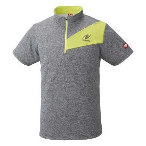 ニッタク NITTAKU 卓球ゲームシャツ ウォーミーシャツ [サイズ:M] [カラー:ライトグリーン] #NW-2186-41 WARMY SHIRT|beautyfactory