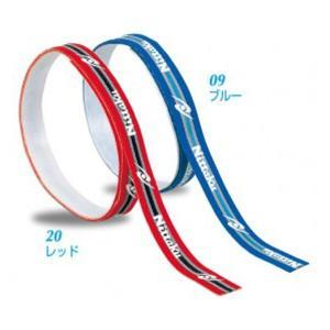 ニッタク NITTAKU ストライプガード [カラー:ブルー] [サイズ:8mm] #NL-9592-09|beautyfactory