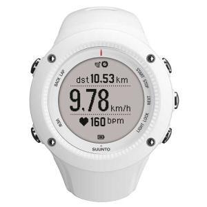 (最大500円OFFクーポン 2/28 23:00まで)スント SUUNTO AMBIT2 R WHITE(アンビット2 R・ホワイト) 日本正規品 GPSスポーツウォッチ #SS020657000|beautyfactory