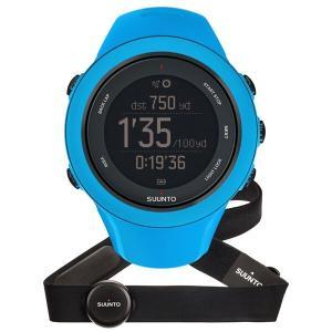 (最大500円OFFクーポン 2/28 23:00まで)スント SUUNTO AMBIT3 SPORTS HR BLUE(アンビット3スポーツ HR ブルー) 日本正規品 GPSスポーツウォッチ #SS020679000|beautyfactory