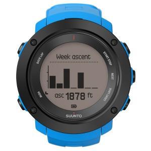 (最大500円OFFクーポン 1/4 23:00まで)スント SUUNTO AMBIT3 VERTICAL BLUE(アンビット3バーティカル) 日本正規品 GPSスポーツウォッチ #SS021969000|beautyfactory